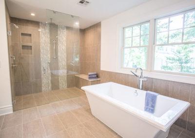 bathroom remodeling in Irvine Orange County