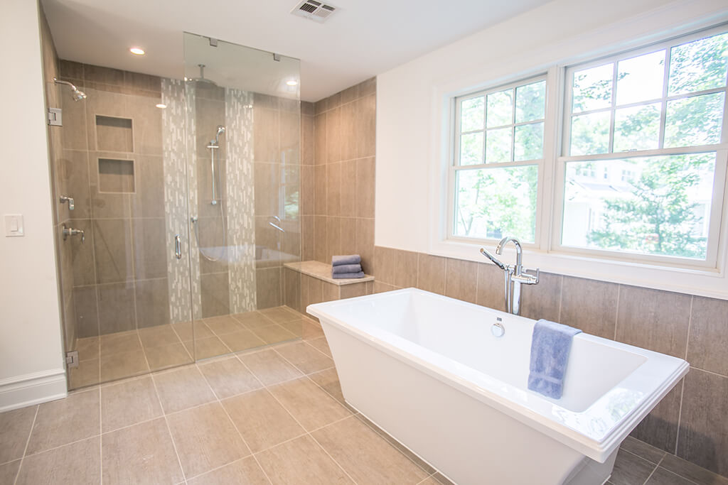 bathroom remodeling in Irvine Orange County