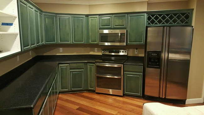 Cabinet Refacing, A Popular Alternative To Changing