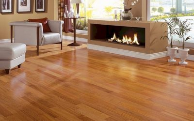 Hardwood Floor Customization: Board Width and Setup Patterns