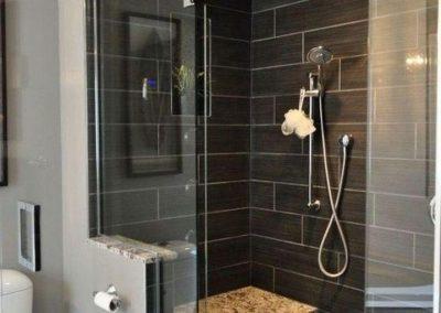 Small bath remodel in Irvine Ca