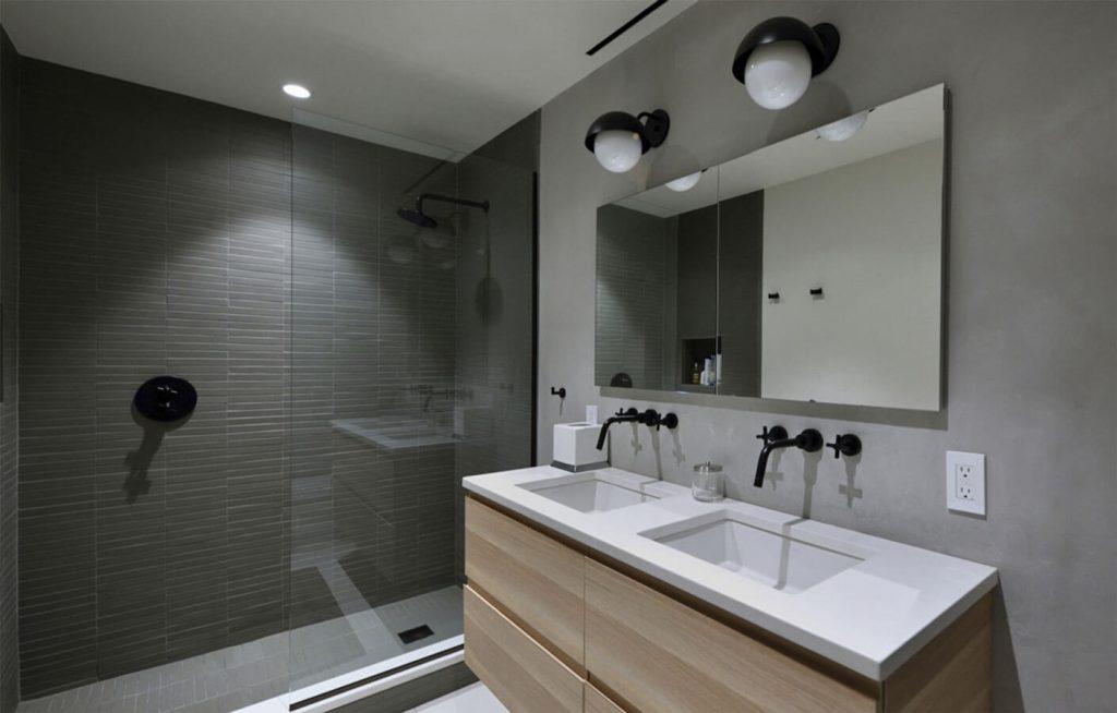 Bathroom remodeling in Irvine