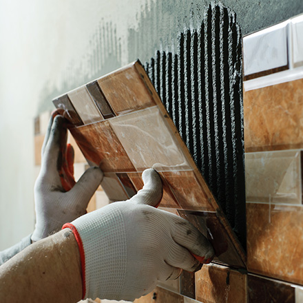 Learn The Right Tile Adhesive For Your Installation Today